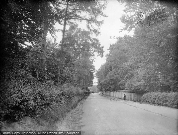 Merrow, Epsom Road 1927
