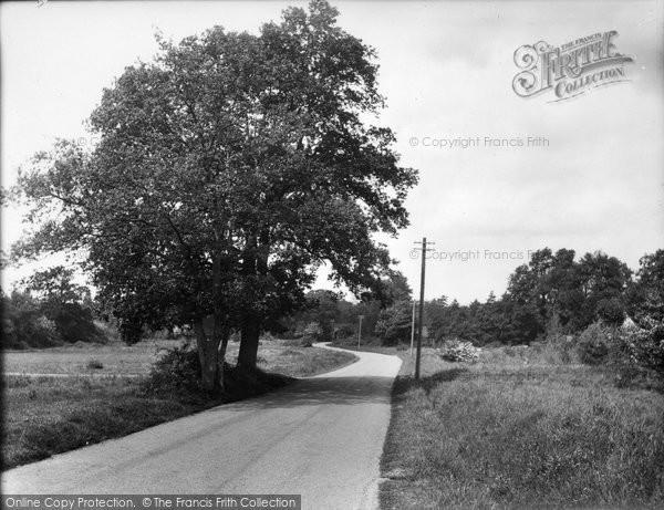 Merrow, The Common 1936