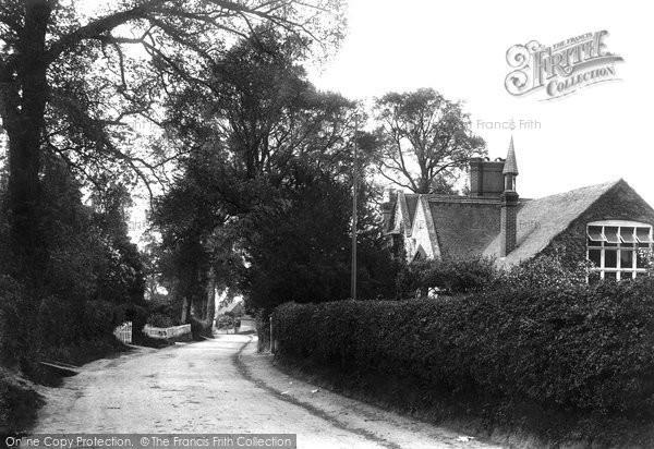 Merrow, The School 1909