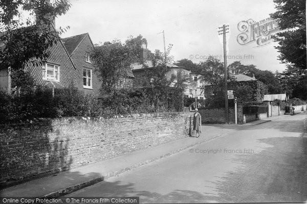 Merrow, The Village 1927
