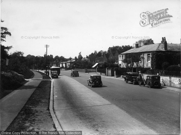 Merrow, The Village 1934