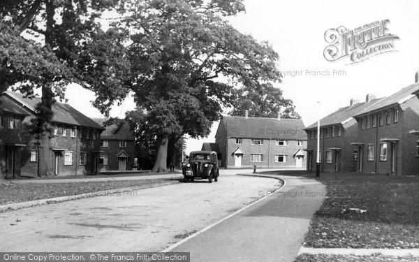 Merrow, Three Gates c.1955