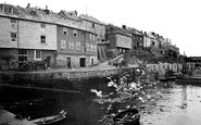 Mevagissey, Cliff Side 1924