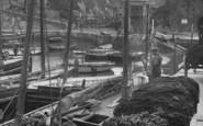 Mevagissey, Fishermen 1924