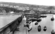 Mevagissey, From The East 1924