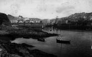 Mevagissey, Harbour 1890