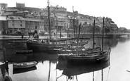 Mevagissey, Harbour 1920