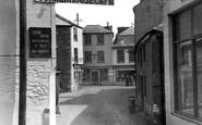 Mevagissey, Market Square c.1955