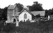 Mevagissey, St Peter's Church 1890