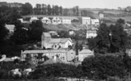 Mevagissey, St Peter's Church 1924