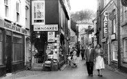 Mevagissey, Street Scene c.1960