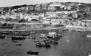 Mevagissey, The Harbour c.1955