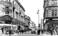Middlesbrough, Linthorpe Road 1951