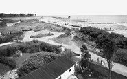 Middleton-On-Sea, the Boating Beach c1960