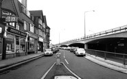 Mill Hill, Station Road c1968