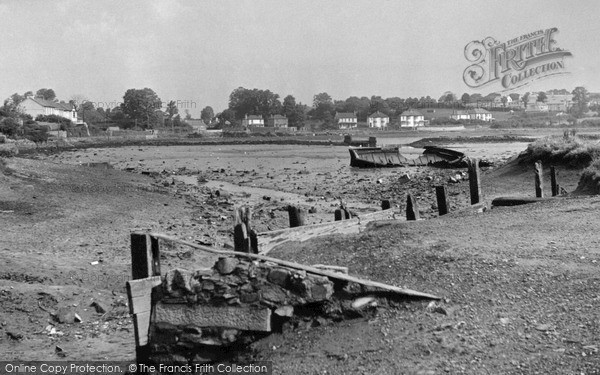 Millbrook, The Creek c.1955