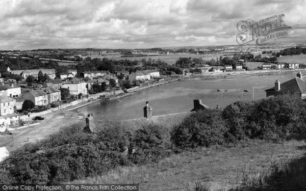 Millbrook, The Quay c.1955