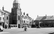 Millom, Market Square c.1955