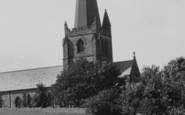 Millom, St George's Church c.1950