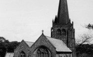 Millom, St George's Church c.1965
