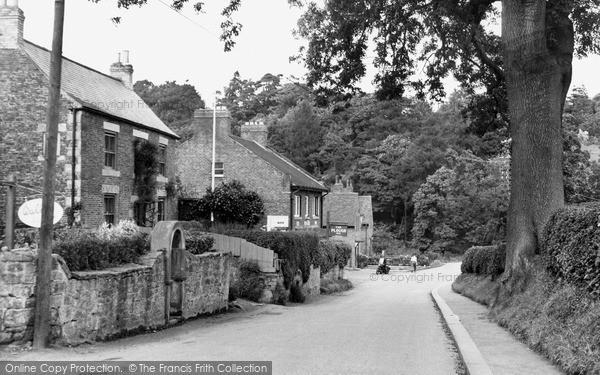 Mitford, The Village 1954
