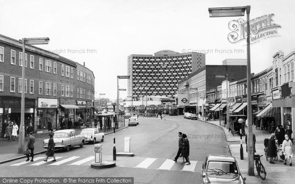Morden London Road C 1960 Francis Frith