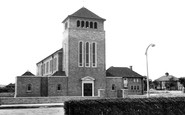 Moreton, Catholic Church c.1965