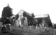 Morland, St Lawrence's Church 1893