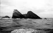 Example photo of Muckle Flugga