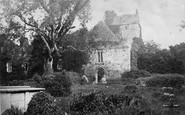 Muckross, Abbey c.1880