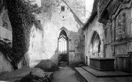 Muckross, Abbey, Nave East 1897