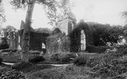 Muckross, Abbey, South West 1897