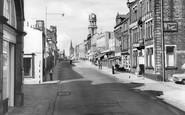 Nelson, Leeds Road c.1955