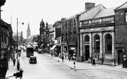 Nelson, Manchester Road 1950