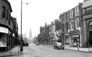 Nelson, Manchester Road c.1955