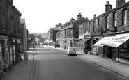 Nelson, Scotland Road 1961