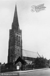 Nelson, St Mary's Church c1950