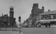 Nelson, The Town Centre 1957