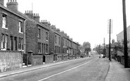 New Whittington, Handley Road c1960