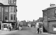 Newbiggin-By-The-Sea, Front Street c.1955