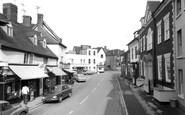 Newent, Broad Street c.1965