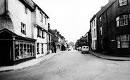 Newent, Church Street c.1965