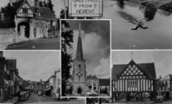 Newent, Composite c.1955