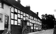 Newent, Culvert Street c.1955