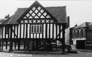 Newent, Market Hall c.1955