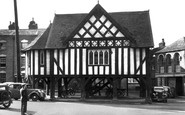 Newent, The Market House c.1950