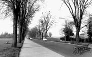 Newmarket, Bury Road c.1965