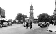 Newmarket, Clock Tower c.1950