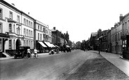 Photo of Newmarket, High Street 1922