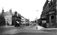 Photo of Newmarket, High Street 1938